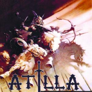 Atilla, ikinci yazı