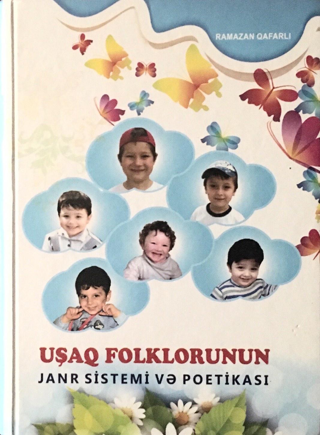 Uşaq folklorunun janr sistemi və poetikası, ikinci nəşr