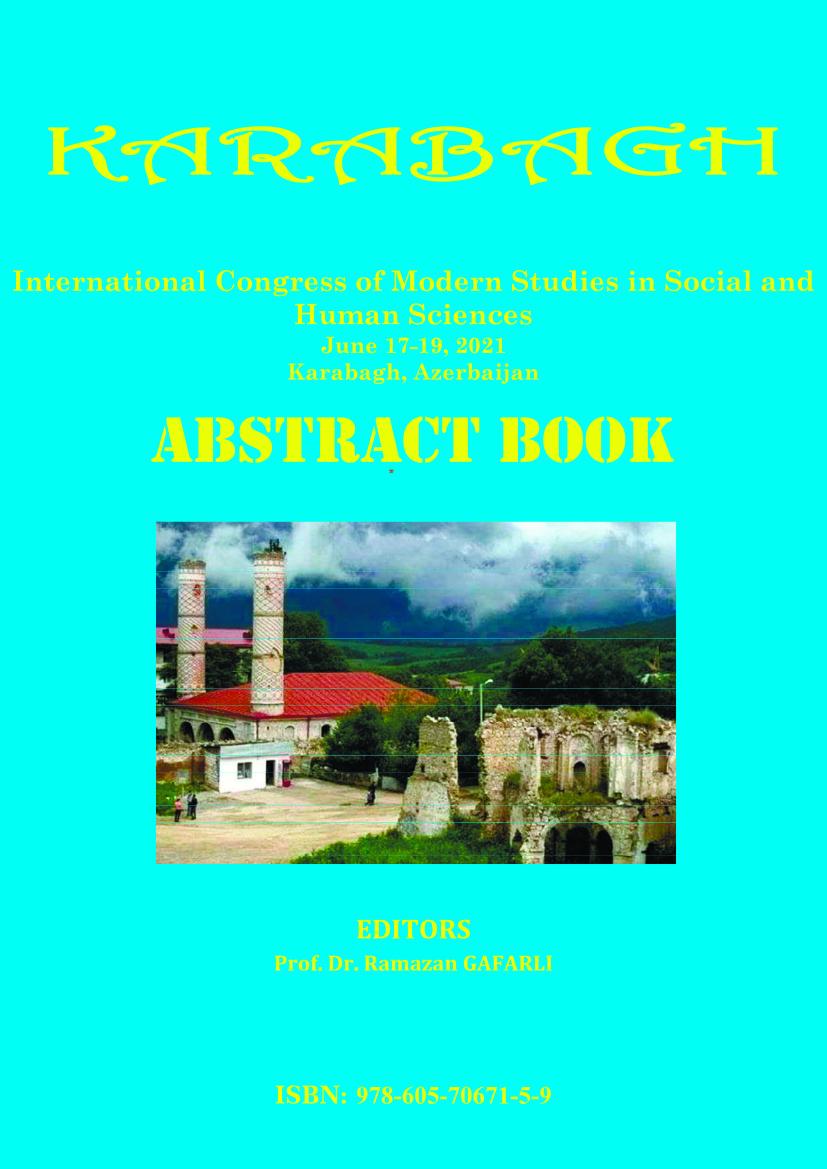 QARABAĞ Beynəlxalq Konfransının Proqramı və Xülasələr kitabı