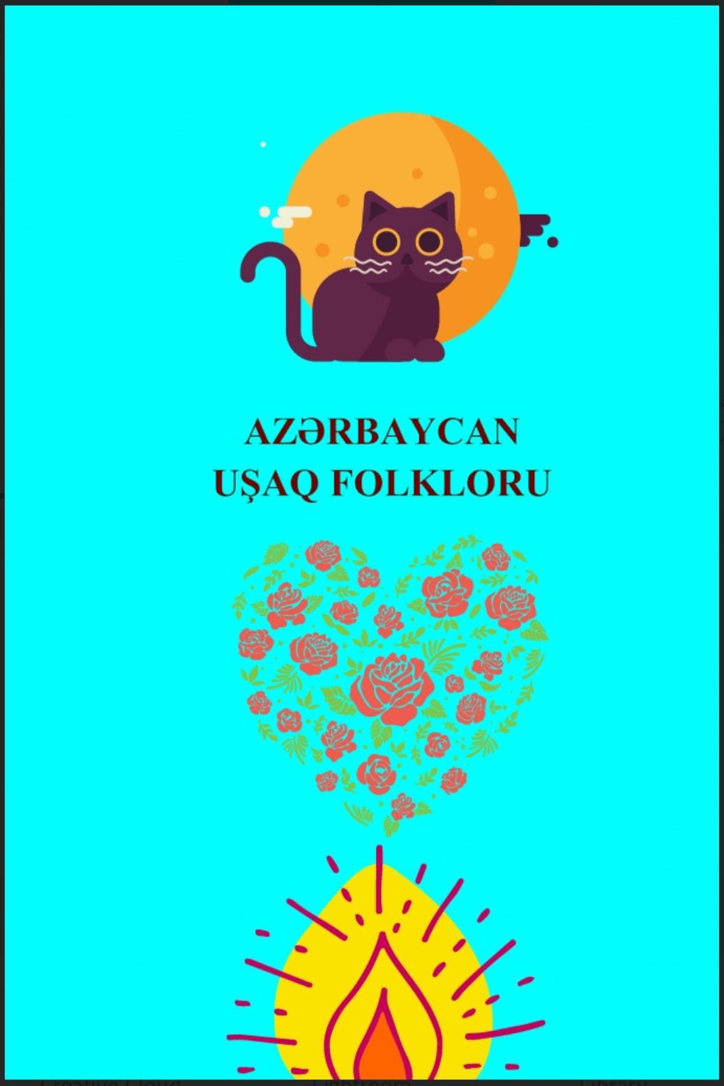 Azərbaycan uşaq folkloru (mətn)