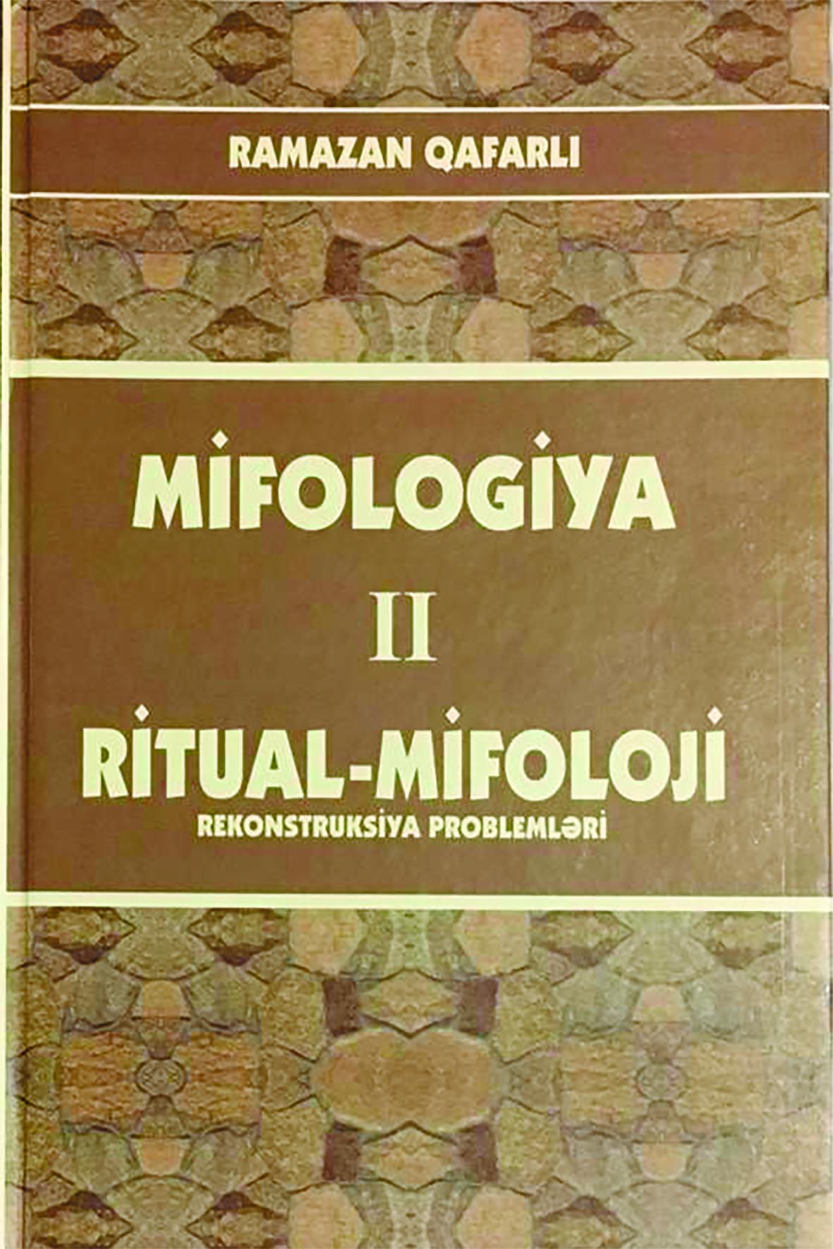 Mifologiya. Altı cilddə. İkinci cild